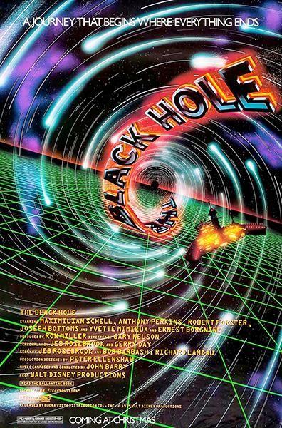 The black hole movie poster, ryoko tenchi muyo hentai