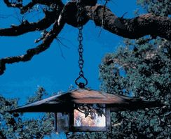 Crescent Harbor Lighting has an outstanding selection of outdoor hanging lights and pendants that will accent a breezway, porch, mudroom, barn, garage, or any other outdoor room quite well.