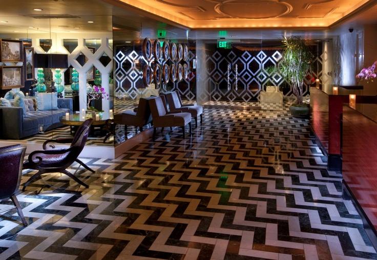 Chamberlain Hotel - West Hollywood, CA