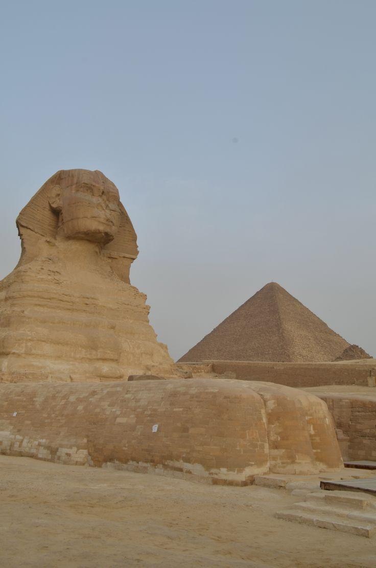 Viaggio in Egitto, Sfinge http://www.italiano.maydoumtravel.com/Pacchetti-viaggi-in-Egitto/4/0/