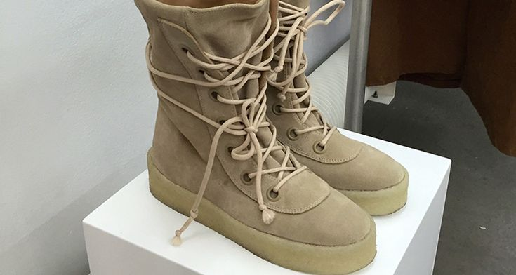 The adidas Yeezy Duck Boot is set to release in the future. What do you think?