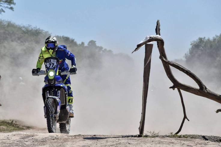 Aravind KP's Dakar Dreams Comes To A Crashing Halt After Another Fall