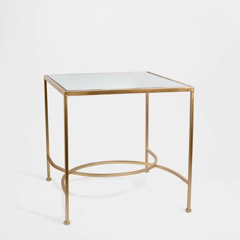 ARCH-BASE MIRROR TABLE - Occasional Furniture - Decoration | Zara Home Finland