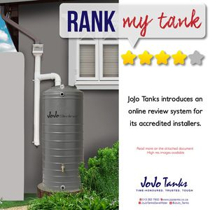 JoJo Tanks South Africa