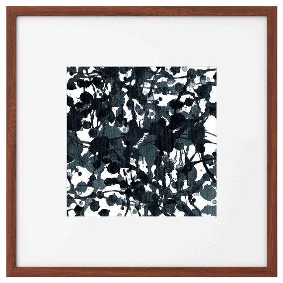 abstract4  mixed media limited edition by PeachyArtandTreasure