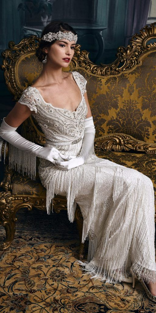 24 Vintage Wedding Dresses 1920s You Never See