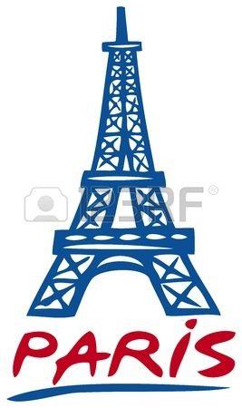 Torre Eiffel de Par s Torre Eiffel dise o del icono dibujo de la torre Eiffel de…