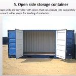 40 ft cargo shipping containers for sale