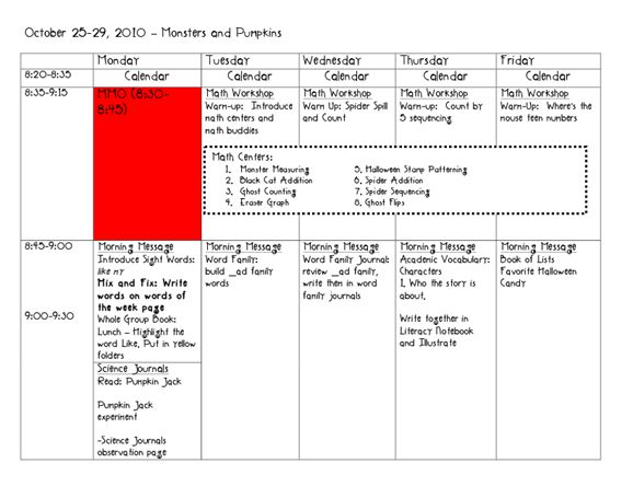 kindergarten timetable template - kindergarten schedules teaching pinterest