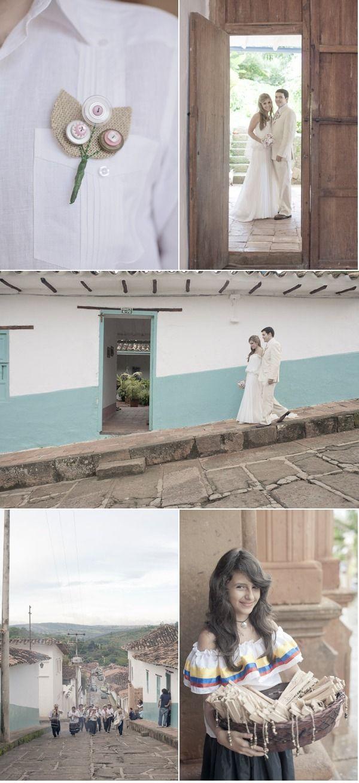 Colombian Wedding!!  aww I want one!