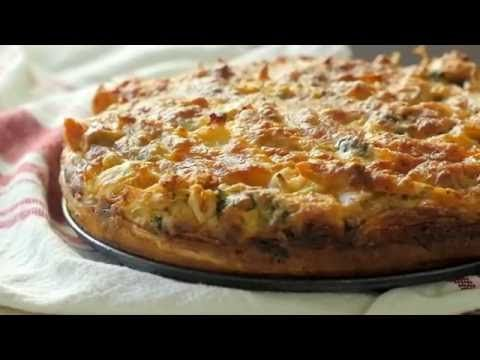 Cheesy Chicken Quesadilla Pie – 12 Tomatoes