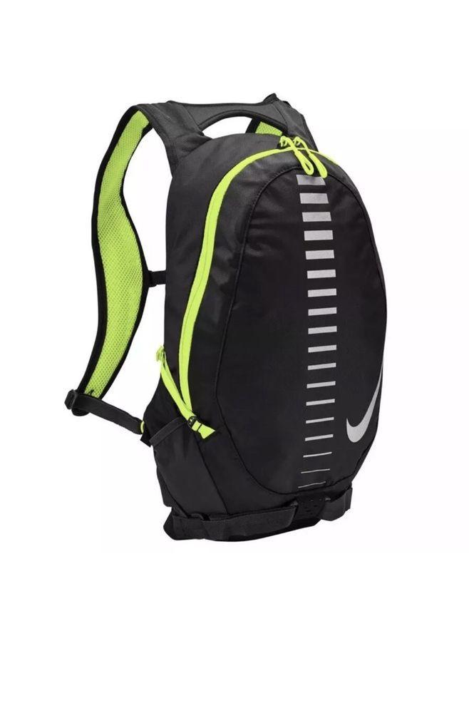 9f318bb203 Nike 2017 Engineered Ultra Lightweight Backpack Running Bag Black  AC4168-054  Nike  MessengerShoulderBagBackpackClutch