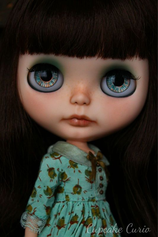 OOAK Custom Blythe Doll by Cupcake Curio