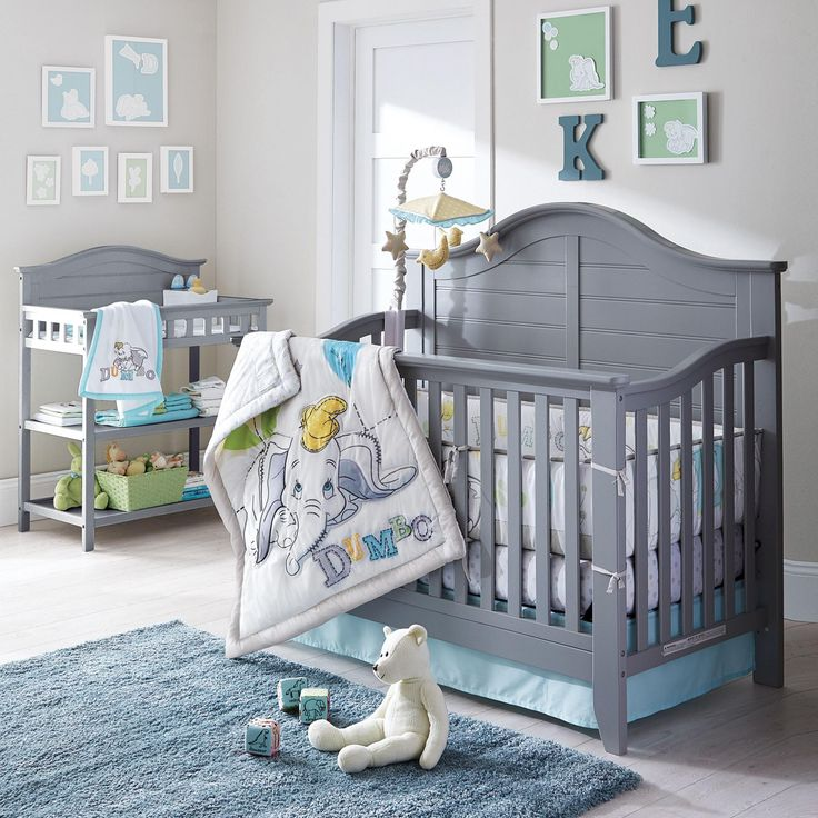 Dumbo Oh So Cute Nursery Collection  Piece Bedding Set
