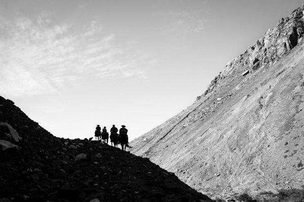 Huasos / Cordillera de los Andes, Chile