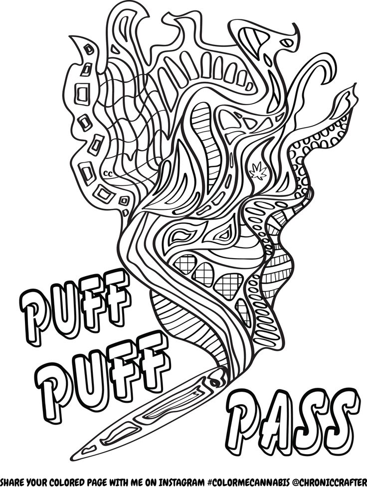 photo about Printable Stoner Coloring Pages referred to as Cost-free Stoner Coloring Web page versus Continual Crafter apartment