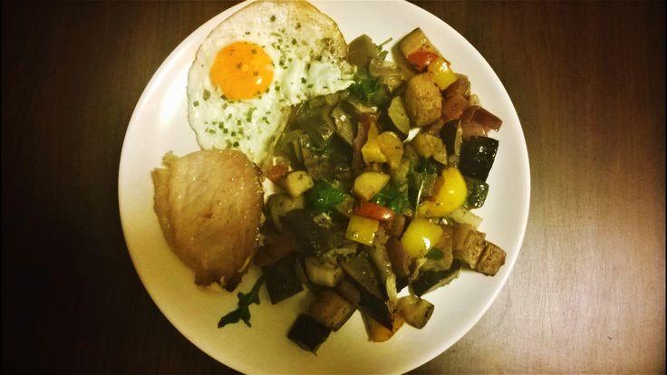 Hogyan vegyük rá a férfit a zöldség evésre című fejezet egyik ábrája.