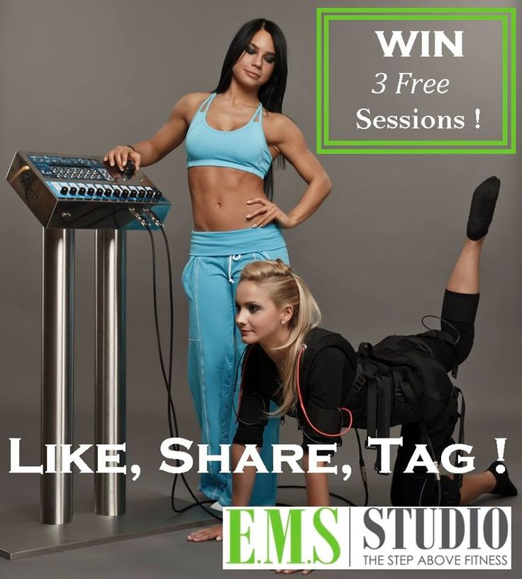 GET READY FOR SUMMER!  WIN 3 FREE sessions!  All you need to do is: 1) LIKE our page: https://www.facebook.com/emsstudiocy/ 2) SHARE the page 3) TAG 3 of your friends under the post as a comment    — feeling ready at EMS. Studio.   #Dorean #Fitness #Free #Klirosi #Raffle #Summer
