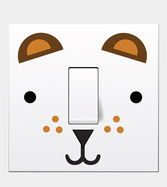 Mood Lighting Light Switch Stickers