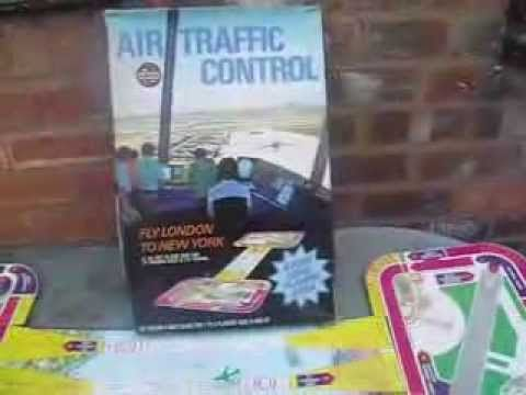 before the pc simulator we know of today back in the day this was the game who played to pretend to be a air traffic controller made by airfix in 1975 with f...