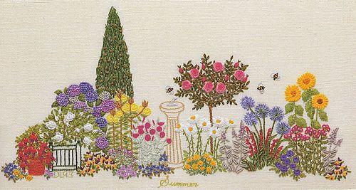Summer Garden - Diana Lampe