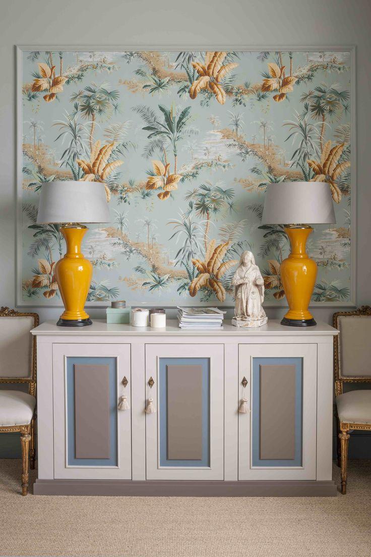 Wallpaper Pierre Frey