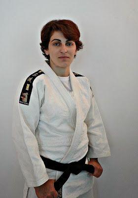 ΣΤΙΒΟΣ+σπορ / STIVOS+spor: ANNA TZATZAMIA: Αθλήτρια Εθνικής Ομάδος της Γεωργί...