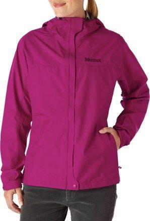Marmot Women s Minimalist Rain Jacket Deep Plum XL  3da8b21ed