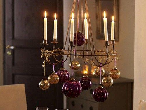 Рождественская люстра! - F L A S H D E C O R
