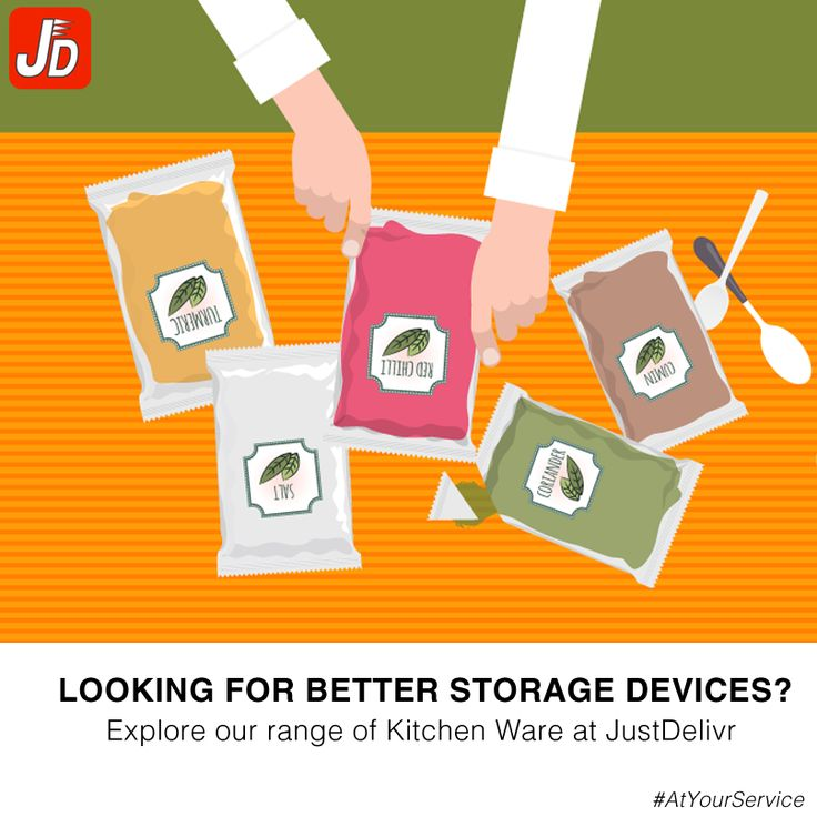 Give your spices their home. Download our app now