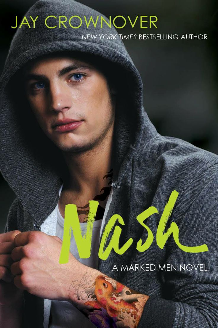 Nash – Jay Crownover http://harpercollins.com/books/Nash-Jay-Crownover/?isbn=9780062333032-Currently read this book