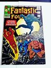 Fantastic four # 52 NEAR PERFECT HIGH GRADE! 1st Appearance of BLACK PANTHER!