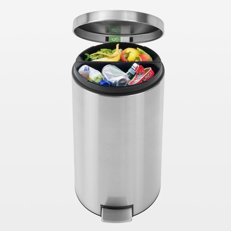 17 meilleures id es propos de poubelle de tri sur for Cuisine avec electromenager offert