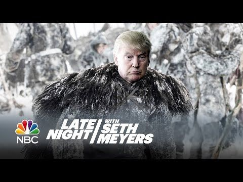 Donald Trump Is Running for President - Late Night with Seth Meyers - YouTube