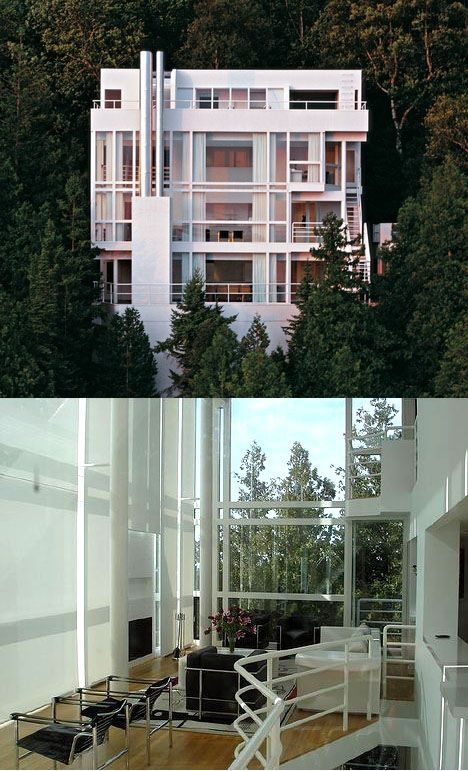 Douglas House Richard Meier by Epok                                                                                                                                                     もっと見る