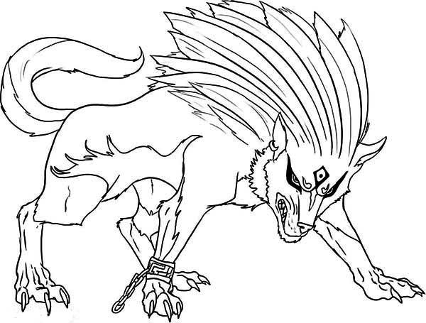 Wolf Super Wolf Coloring Page With Images Wolf Colors