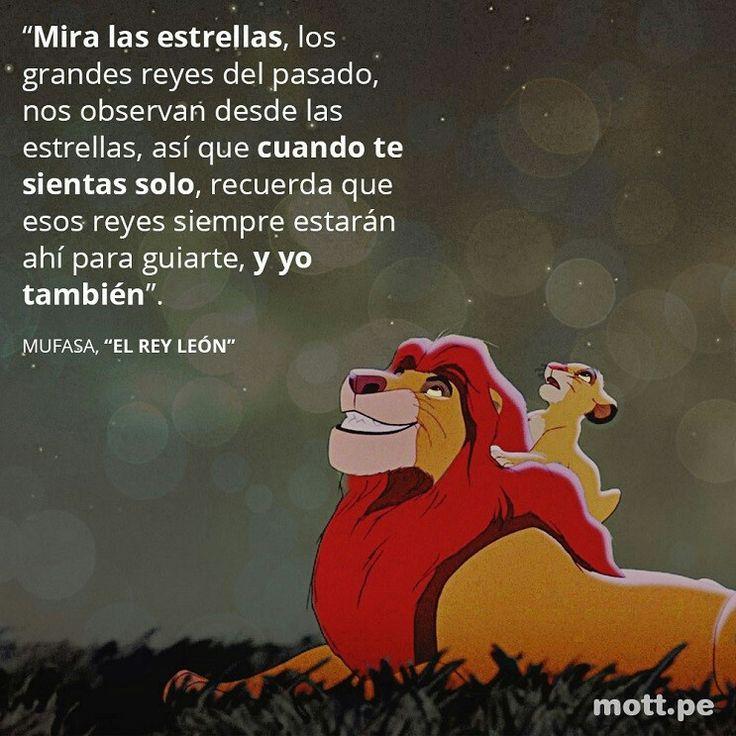 El Rey Leon Rey Leon El Rey Leon Frases Peliculas