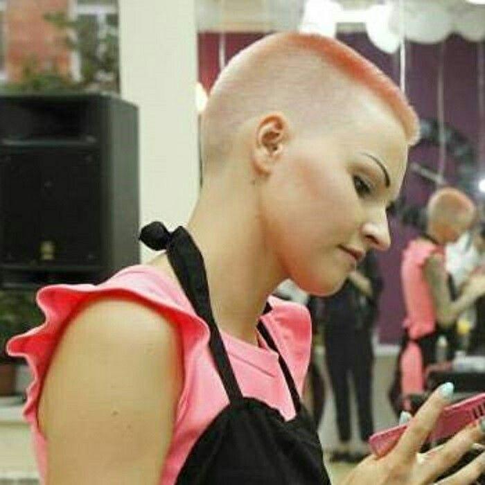 Womens Flat Top Haircut Videos