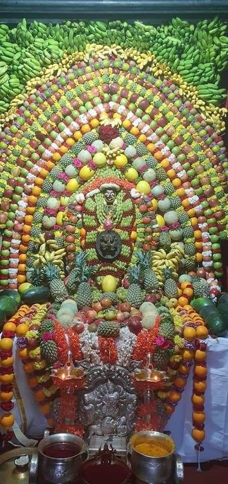 Pin by Mahesh on Amma Banashankari in 2020   Indian gods ...