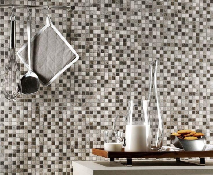 Oltre 25 fantastiche idee su piastrelle da cucina su - Piastrelle mosaico cucina ...