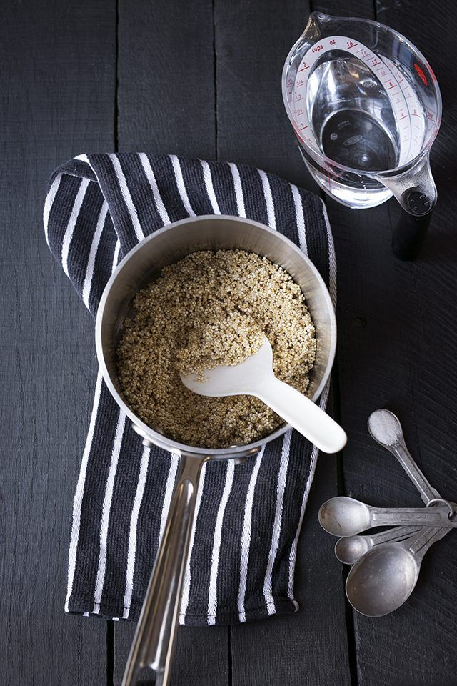 As with many whole grains, there is a proper technique for preparing quinoa. Learn how to cook is perfectly every time!
