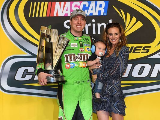 Kyle Busch's NASCAR Sprint Cup Championship is Great, Seriously! Candice makes the case and explains why it's great news Kyle Busch is the 2015 NASCAR Sprint Cup Series champ at Drafting the Circuits. Please read, comment, share, and enjoy. Thank you!