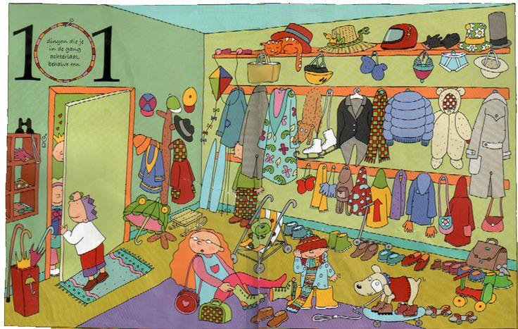 Praatplaat kleding