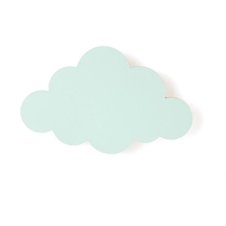 Wandlampe Wolke in mint, von Ferm Living