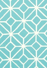 174230 Trellis Print Pool by F Schumacher