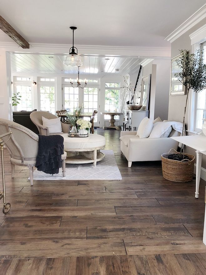 gorgeous floors. Beautiful Homes of Instagram: New England Home ...
