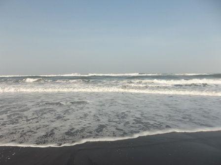 Parangtritis beach, bantul-jogjakarta