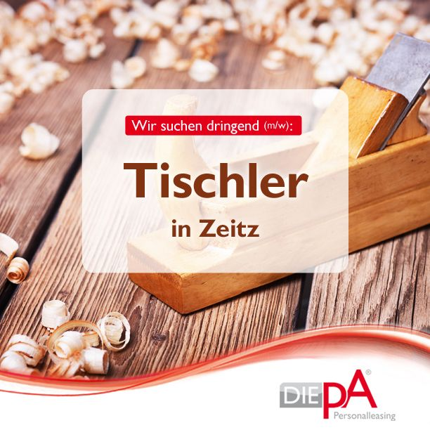 """Wir suchen Holzexperten in Zeitz. Mehr Informationen und wie man sich bewirbt lest Ihr auf unserer Website unter """"Über DIEPA"""" -> """"Standorte"""" -> """"Zeitz"""". #tischler #zimmerer #ladenbauer #handwerker #holz #ichundmeinholz #holzbearbeitung #holzverarbeitung #drechsler #zeitz #anhalt #sachsenanhalt #arbeit #job #jobsuche #arbeitsvermittlung #zeitarbeit #DIEpA #mitsicherheiteinguterjob!"""