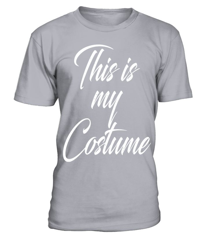 Halloween This Is My Costume 2 Funny T shirt  Funny Halloween T-shirt, Best Halloween T-shirt