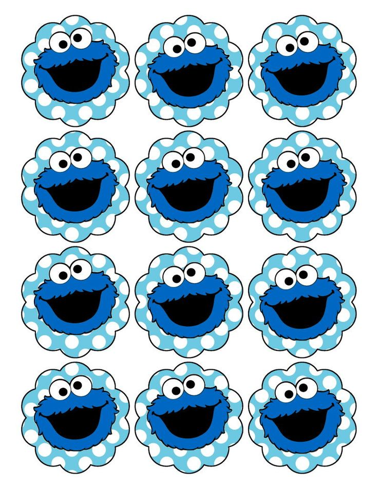 cookie monster free printable | Like this item?